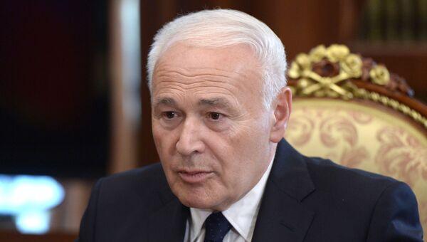 Губернатор Магаданской области Владимир Печеный. Архивное фото