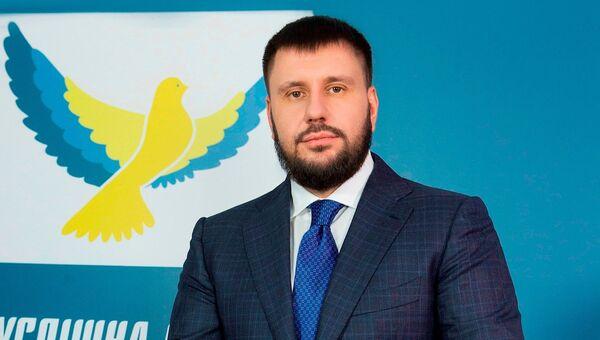Экс-министр доходов и сборов Украины Александр Клименко
