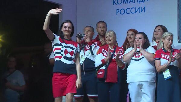 Каждый из вас совершил подвиг – Исимбаева о российских медалистах ОИ-2016