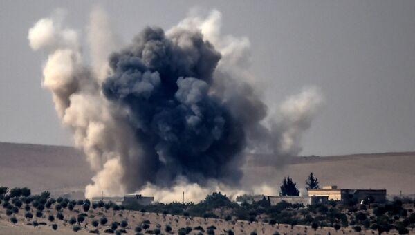 Операция по освобождению от боевиков террористической группировки Исламское государство северного сирийского города Джараблус. 24 августа 2016