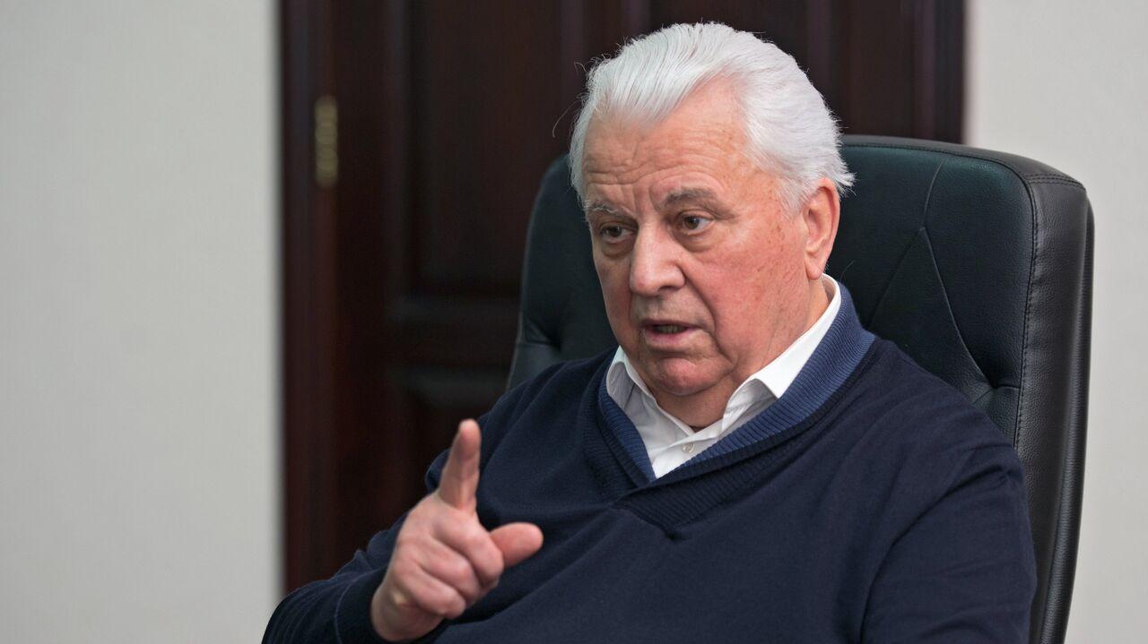 Кравчук ответил на слова Суркова о возвращении