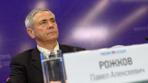 Председатель Исполкома, первый вице-президент Паралимпийского комитета России Павел Рожков