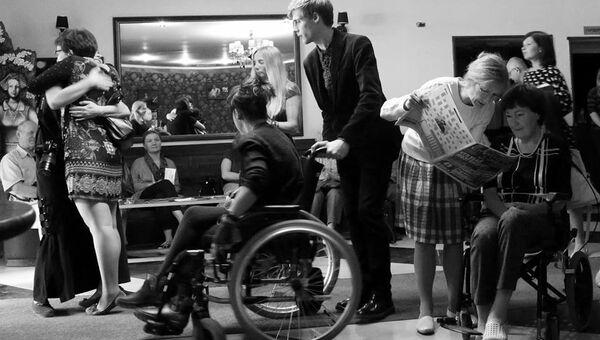 Пациенты с боковым амиотрофическим склерозом