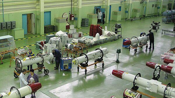 Производство ракет Корпорации Тактическое Ракетное Вооружение