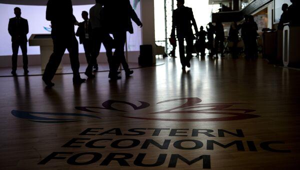 Подготовка к открытию Восточного экономического форума. Архивное фото