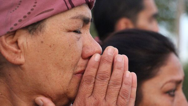 Похороны президента Узбекистана Ислама Каримова. 3 сентября 2016