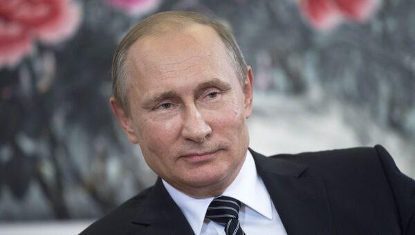 Владимир Путин на пресс-конференции по итогам саммита Группы двадцати G20 в Ханчжоу
