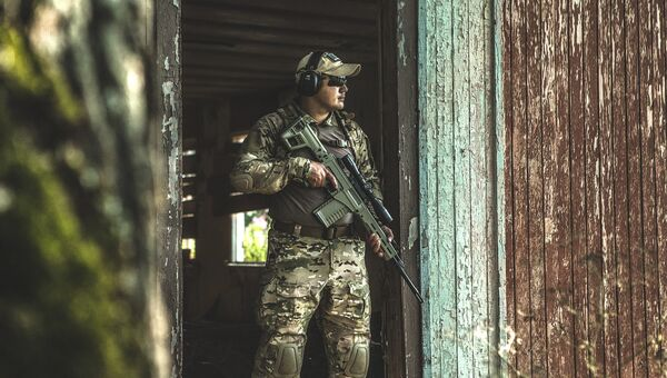 Самозарядная снайперская винтовка СВК концерна Калашников