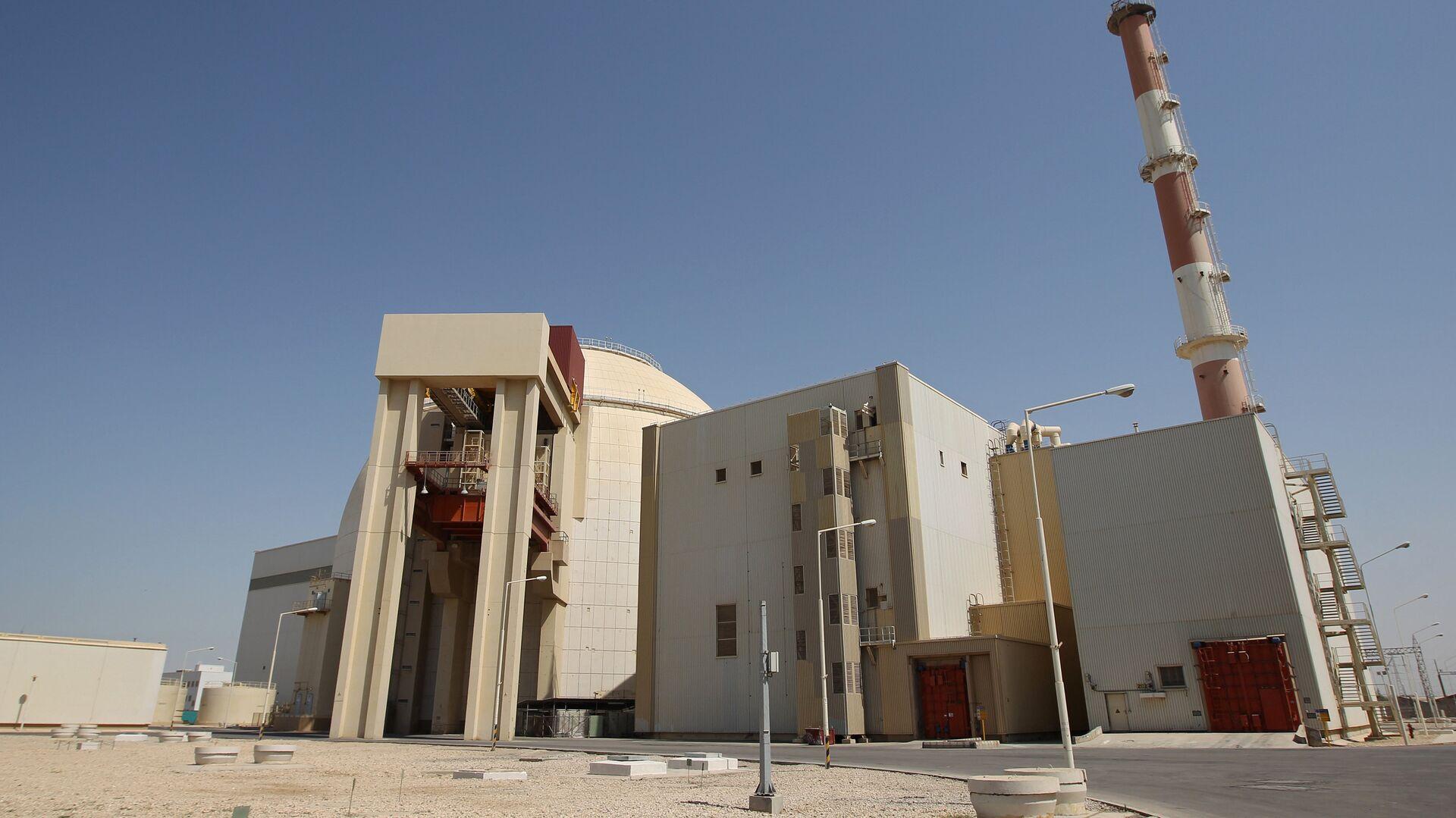 Первый энергоблок атомной электростанции Бушер в Иране - РИА Новости, 1920, 19.02.2021