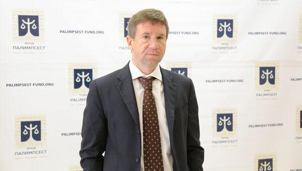 Бизнесмен Владимир Антонов. Архивное фото