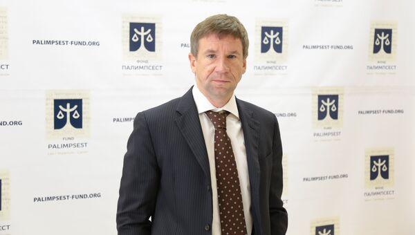 Бизнесмен Владимир Антонов