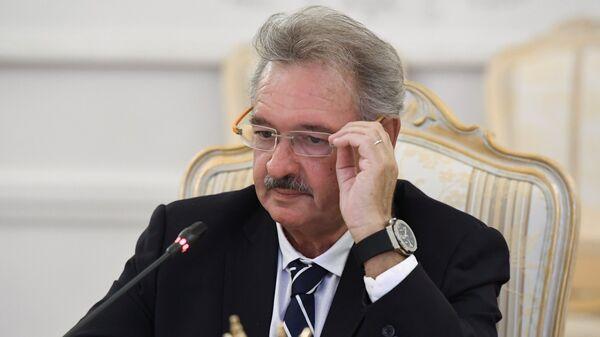 Министр иностранных дел Люксембурга Жан Ассельборн