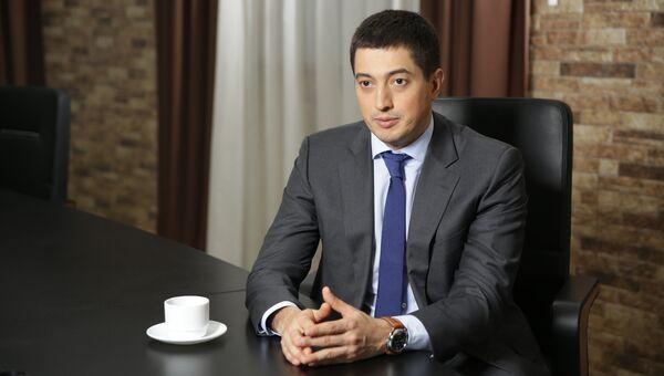 Генеральный директор Интер РАО - Управление электрогенерацией Тимур Липатов