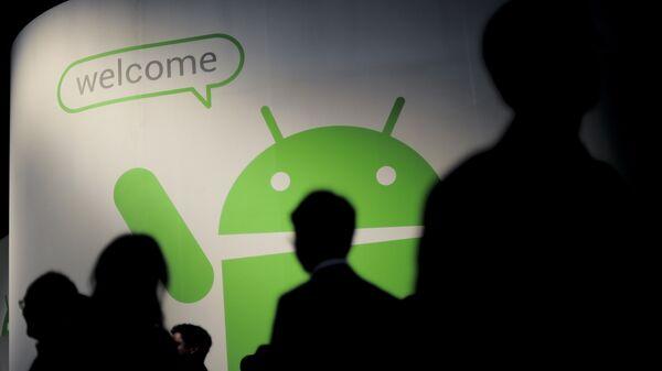 Логотип операционной системы Android