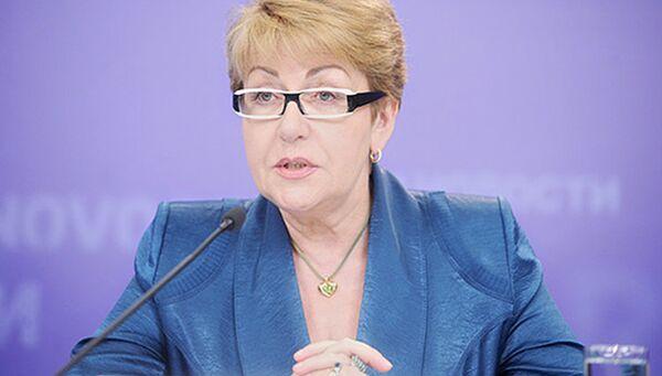 Элеонора Митрофанова. Архивное фото