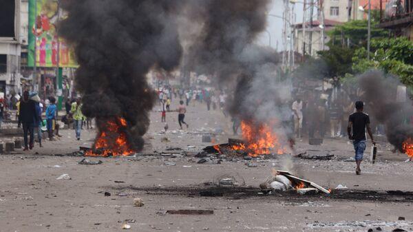 Беспорядки в Киншасе, Демократическая Республика Конго