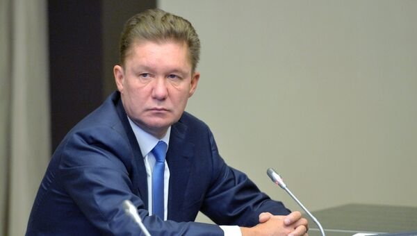 Алексей Миллер. Архивное фото