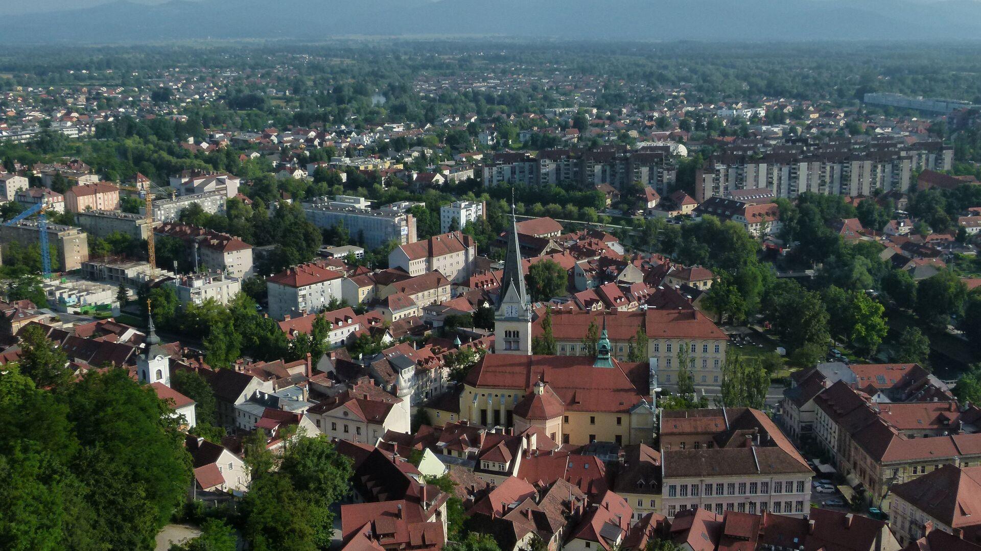 Города мира. Любляна - РИА Новости, 1920, 07.05.2021