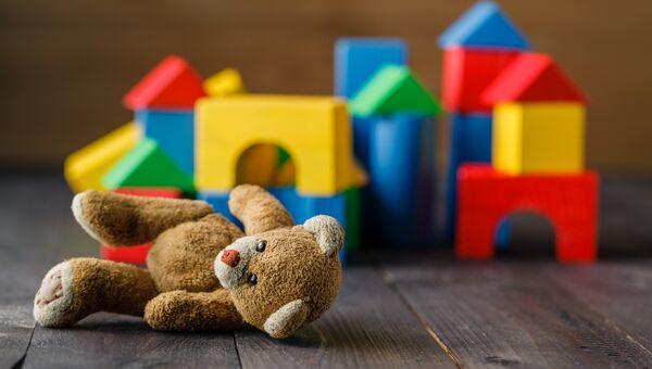 Брошенные игрушки. Архивное фото