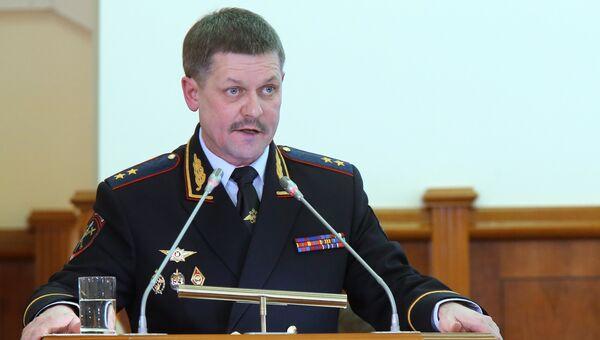 Начальник ГУ МВД России по Москве Анатолий Якунин. Архивное фото