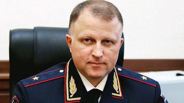 Начальник антикоррупционного главка (ГУЭБиПК) МВД РФ генерал Андрей Курносенко. Архивное фото