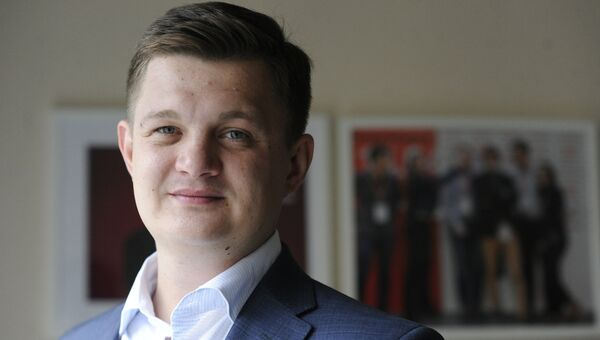 Александр Свинин, генеральный директор фонда Перспектива