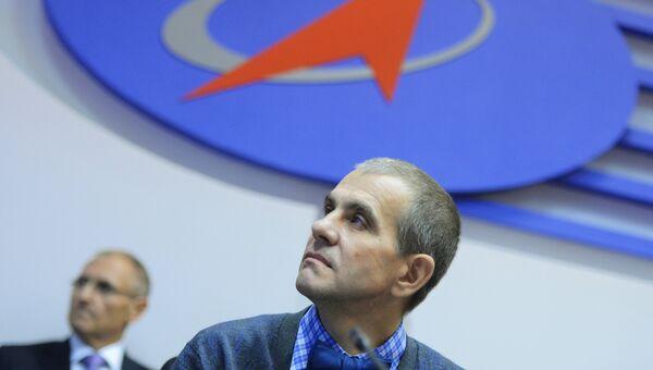 Генеральный директор S7 Group Владислав Филев на пресс-конференции, посвященной подписанию сделки по проекту Морской старт. Архивное фото