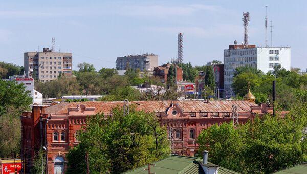 Панорама Таганрога. Архивное фото