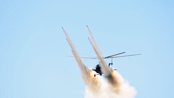 Вертолет МИ-8. Архивное фото