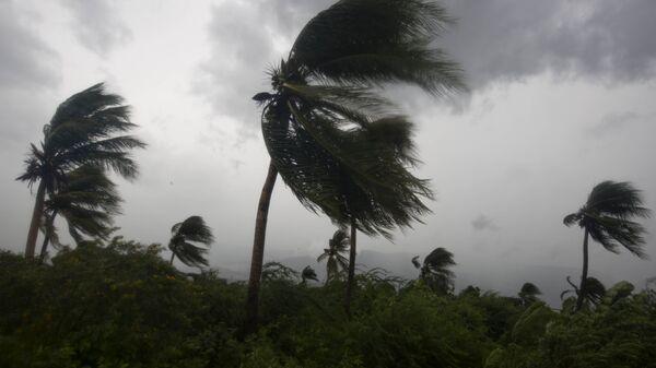 Ураган на Гаити