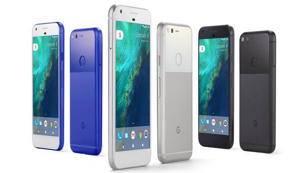 Смартфоны Google Pixel XL