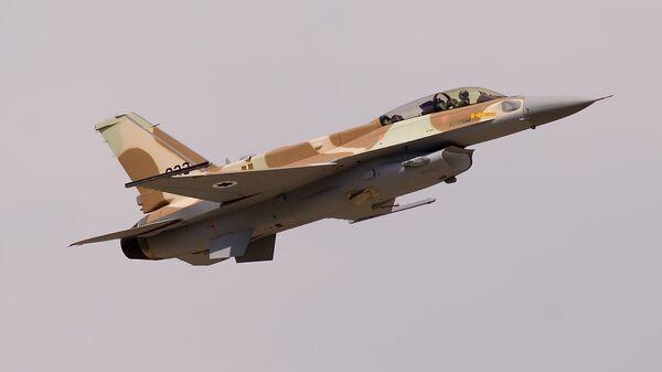 Истребитель F-16I Sufa ВВС Израиля