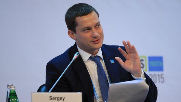 Сергей Поспелов. Архивное фото