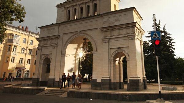 Тифлисские ворота в Ставрополе