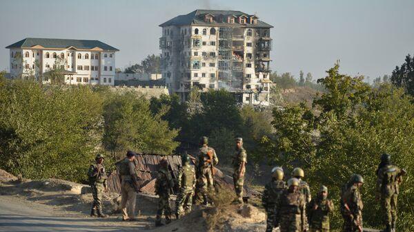 Индийские военныев штате Джамму и Кашмир