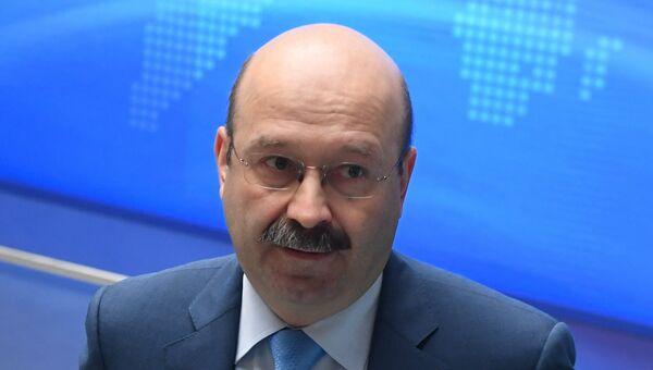 Михаил Задорнов. Архивное фото