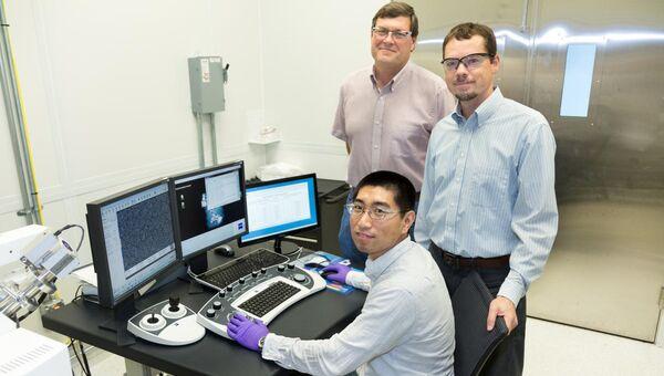 Ученые изучают структуру катализатора, превращающего СО2 в спирт