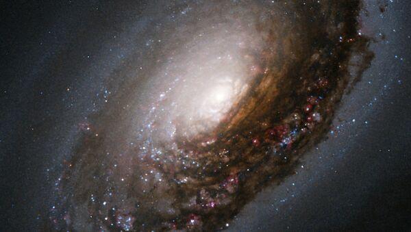 Галактика Чёрный Глаз