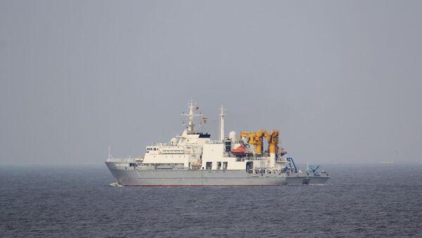 Поисково-спасательные учения под руководстовм Главного командования ВМФ на Тихоокеанском флоте