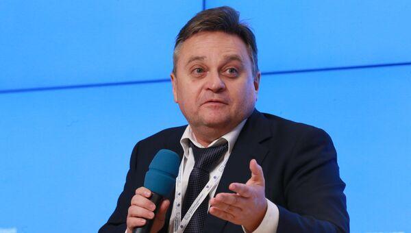 Заместитель министра энергетики РФ Андрей Черезов. Архивное фото