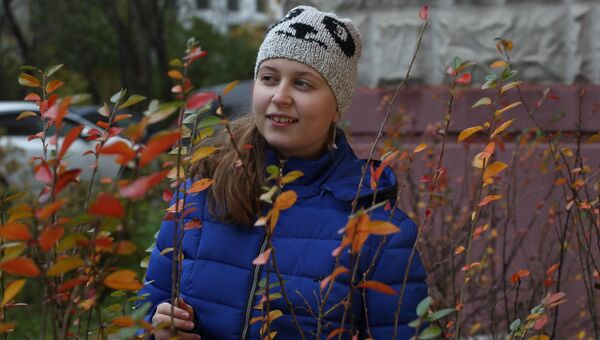14-летней Веронике из Москвы необходима операция на сердце