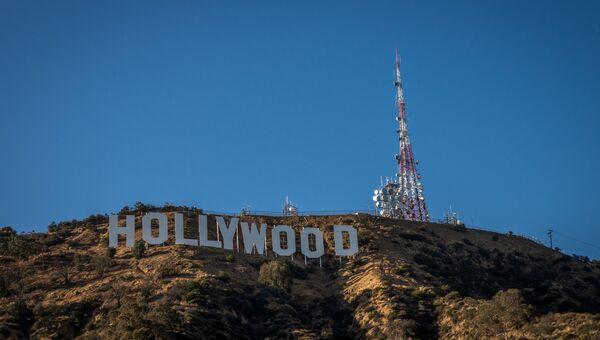 Голливуд в Лос-Анджелесе, США. Архивное фото