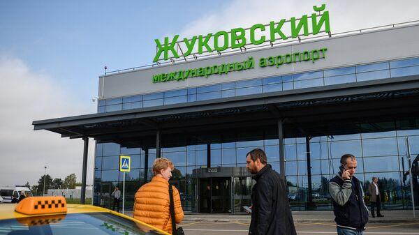 Здание аэропорта Жуковский