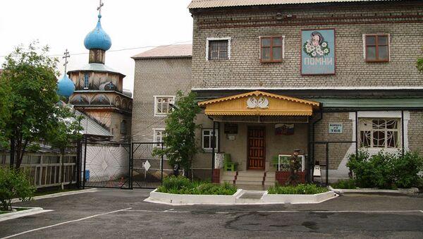 Колония Белый лебедь в городе Соликамск