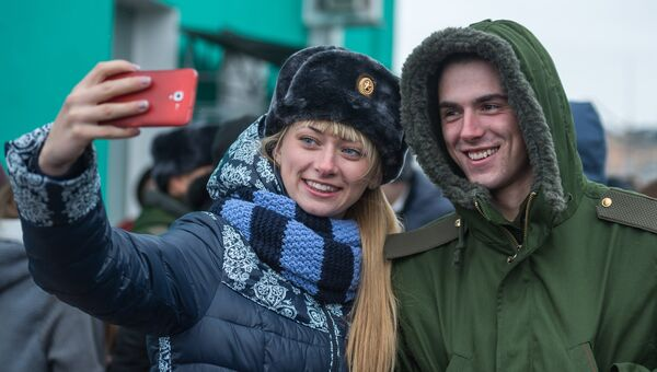 Осенний призыв на военную службу в Омске
