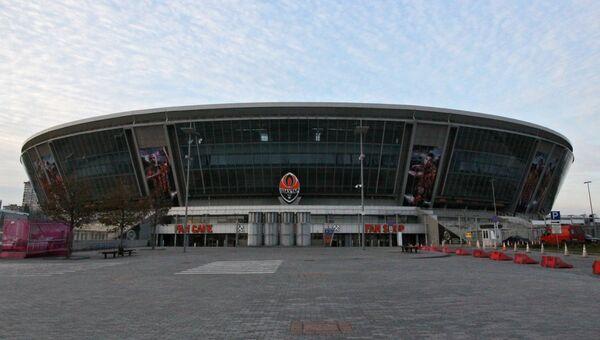 Стадион Донбасс-Арена в Донецке. Архивное фото