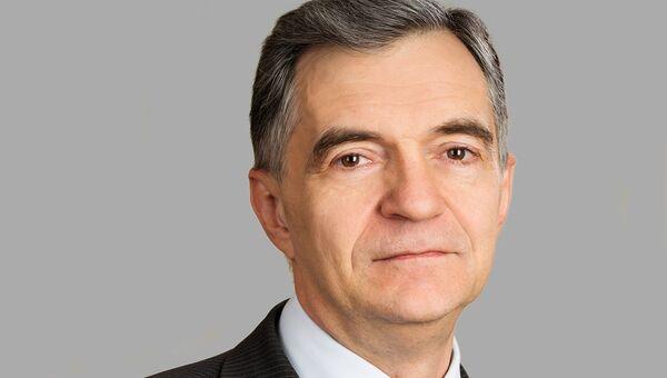 Руководитель Гохрана России Андрей Юрин