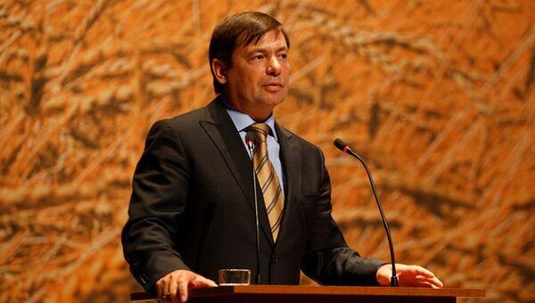 Председатель общественного совета при Министерстве культуры Павел Пожигайло. Архивное фото