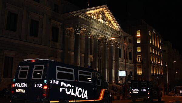 Полиция Испании. Архивное фото