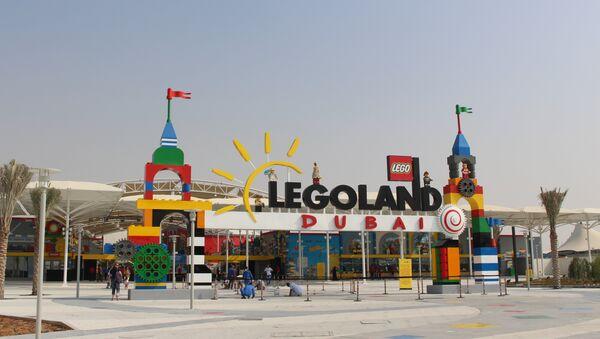 Тематический парк Legoland в Дубае